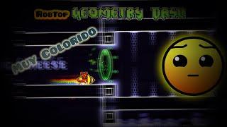 getlinkyoutube.com-Easy User Coins!!! Geometry Dash [2.0] Stereo Madness Plus