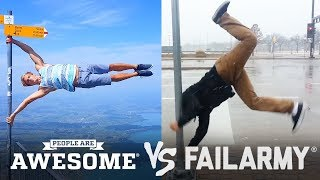 People Are Awesome vs. FailArmy - (Episode 6)