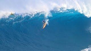 getlinkyoutube.com-Big Wave Surfing Jaws Peahi Maui 4K