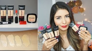 getlinkyoutube.com-Base L'oreal Infallible pro matte | Distrito Belleza