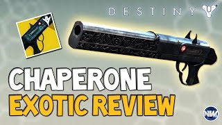 getlinkyoutube.com-Destiny Chaperone Exotic Shotgun Review |  Insane SLUG Shotgun!