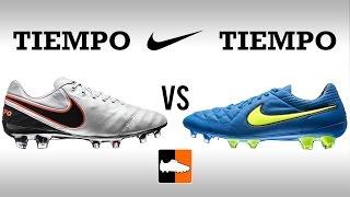 getlinkyoutube.com-Tiempo Legend 6 vs. V - Which Nike Football Boot is better?