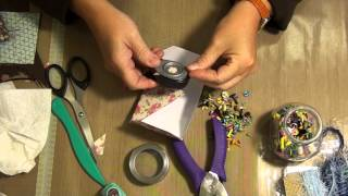 getlinkyoutube.com-How to make coin envelopes using your envelope punch board