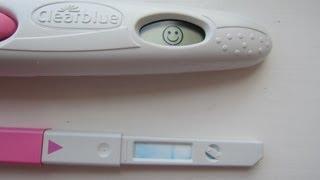 getlinkyoutube.com-How to use Clearblue digital Ovulation test
