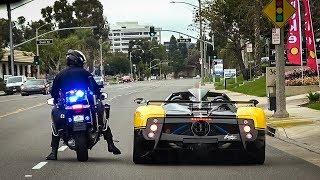 Cops vs Supercars Part 2 Mega Compilation