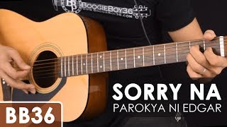 Sorry Na   Parokya Ni Edgar Guitar Tutorial