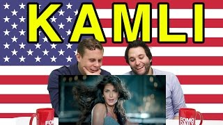 "getlinkyoutube.com-Americans React To ""Kamli"" (Dhoom 3)"