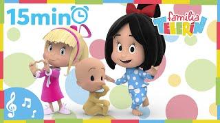 getlinkyoutube.com-Familia Telerín. Colección Canciones (15 minutos). Canciones Infantiles para Niños.