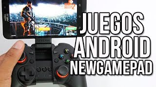 getlinkyoutube.com-5 Impresionantes Juegos Android Para GamePad - Newgame Review