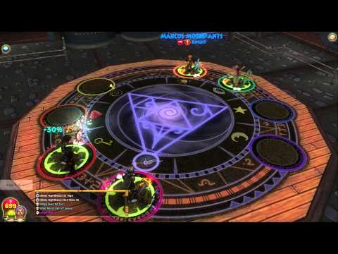 Introducing Shadow Wizards PvP Clan