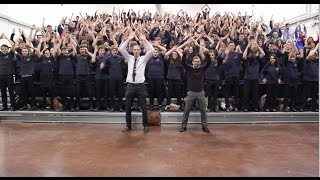getlinkyoutube.com-MOCS Year 11 2015 / Leavers Dance - Uptown Funk