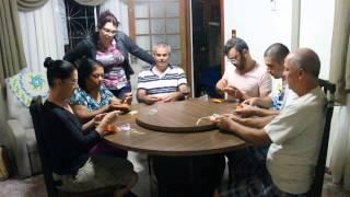 getlinkyoutube.com-O anúncio da gravidez para a família
