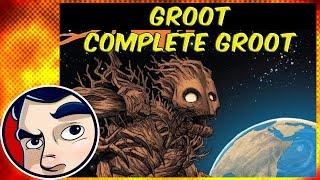 getlinkyoutube.com-Groot ( & Rocket Raccoon ) - Complete Groot and Origin