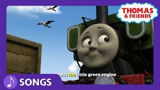 getlinkyoutube.com-Blue Mountain Mystery Song | Thomas & Friends