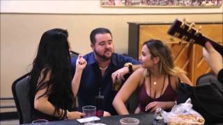 getlinkyoutube.com-Meet Camila and Lauren's Family and Friends in Miami - Fifth Harmony Takeover {SUBTITULADO}