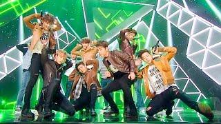 getlinkyoutube.com-《MISCHIEVOUS》 iKON(아이콘) - 덤앤더머(DUMB&DUMBER) @인기가요 Inkigayo 20160117