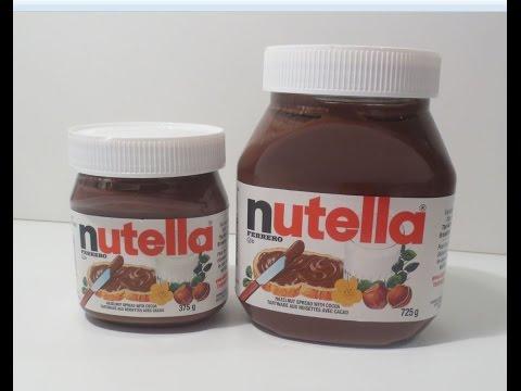 """كيف تصنع """"نوتيلا"""" بالشوكولا والحليب بنفسك ?"""