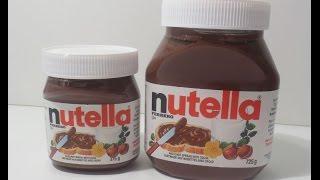 """getlinkyoutube.com-كيف تصنع """"نوتيلا"""" بالشوكولا والحليب بنفسك ?"""