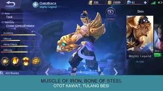 Suara Hero Mobile Legends Beserta Arti (Bahasa Indonesia)