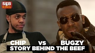 getlinkyoutube.com-Chip vs Bugzy Malone - The Story Behind The Beef