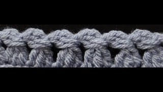 getlinkyoutube.com-How to Crochet the Edge / Border Stitch P #8 by ThePatterfamily