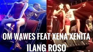 OM WAWES Feat XENA XENITA DANGDUT KOPLO ILANG ROSO (goyang Hot Sexy Xena Bikin Gak Tahan)