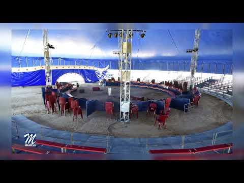 El circo Berlín tendrá sancionado por no retirar su cartelería del término
