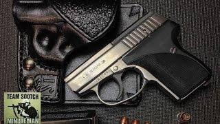 getlinkyoutube.com-The Smallest Pistol  Seecamp 32 ACP