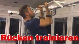 getlinkyoutube.com-3 Übungen für breiten Rücken