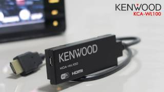 getlinkyoutube.com-Review KENWOOD DDX716WBT+KCA WL100