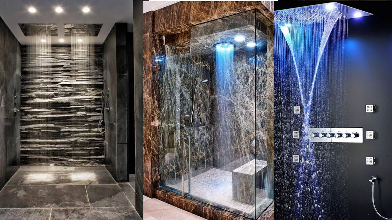 Top 100 Shower Design Ideas – Bathroom Shower Sets 2020