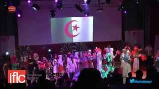 getlinkyoutube.com-Colors of the World- IFLC Algeria  Dalia Chih-Yeni bir dünya
