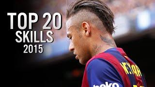 getlinkyoutube.com-Neymar Jr ● TOP 20 SKILLS in 2015 | HD