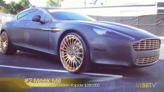 getlinkyoutube.com-Top 5 Most Expensive Celebrity Cars