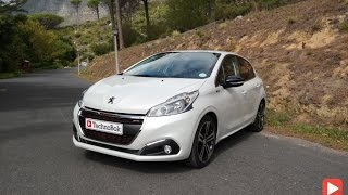 getlinkyoutube.com-Peugeot 208 GT Line - Alluring Style Meets Fun Driving