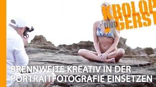 getlinkyoutube.com-BRENNWEITE KREATIV IN DER PORTRAITFOTOGRAFIE EINSETZEN 🏰 ON LOCATION 🏰 Krolop&Gerst