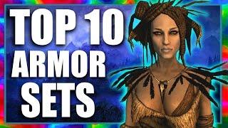 getlinkyoutube.com-Top 10 Armor Sets in Skyrim Special Edition
