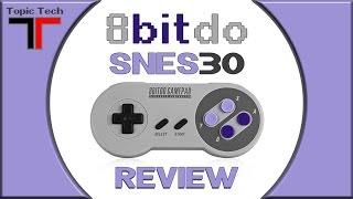 getlinkyoutube.com-8bitdo SNES30 Review