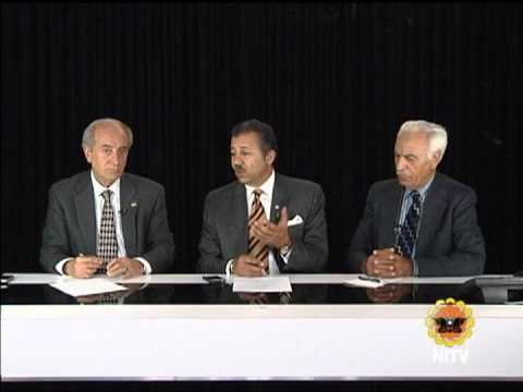 Round Table Discussions With Fereydoon Tofighi ( NITV ) February 21.2013