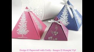 getlinkyoutube.com-Pyramid Gift Box