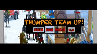 getlinkyoutube.com-Respawnables - EPIC THUMPER TEAM UP! [with STRAYKER, Rinzler_X8, EXTRACTION & 0_0]