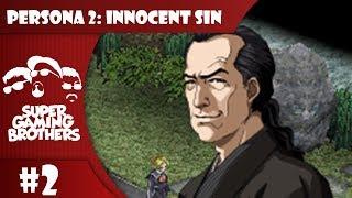 SGB Play: Persona 2: Innocent Sin - Part 2   Ta-daaa! Negotiating!
