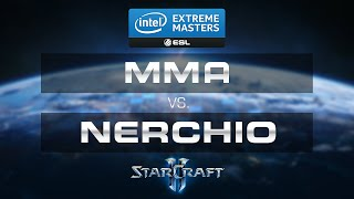 getlinkyoutube.com-StarCraft 2 - MMA vs Nerchio(TvZ) - IEM 2015 Gamescom - Quarterfinal