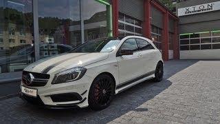 getlinkyoutube.com-Mercedes-Benz A45 AMG SOUND - Testdrive