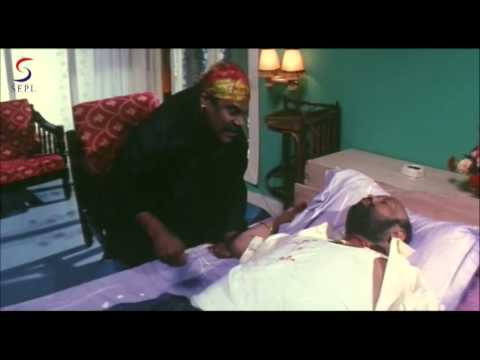 Hindi Dubbed Movie 'International Khiladi' Action Scene | Bhai Murders his Opponent Goons