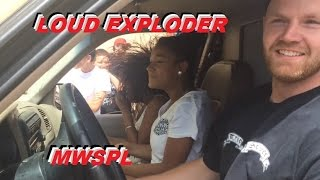getlinkyoutube.com-THE LOUD EXPLODER - 8 DD 9515s - MWSPL - THF