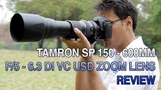 getlinkyoutube.com-Tamron SP 150-600mm F5-6.3 Di VC USD Zoom Lens - Leederville Camerahouse TV Ep 001