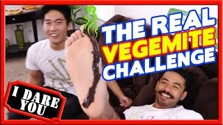 I Dare You: Vegemite Challenge!