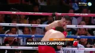getlinkyoutube.com-Maravilla Martinez vs Chávez Jr HD 1080p