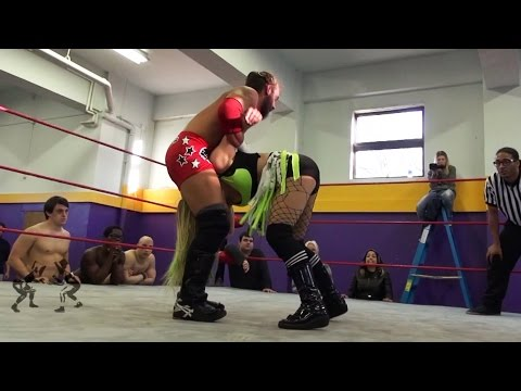 [Free Match] #TFT2: Candice LeRae vs. JT Dunn - Beyond Wrestling (Intergender, Mixed, WSU)